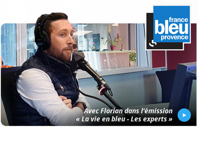 interview france bleu provence expert piscine