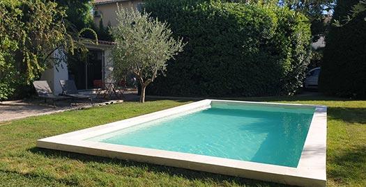 Rénovation de piscine à Toulon