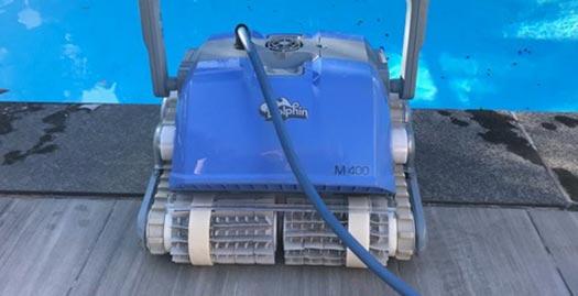Robot pour un nettoyage facile