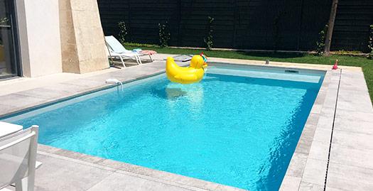 Rénovation de piscine aux Pennes Mirabeau