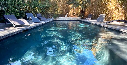 Rénovation de piscine à Carnoux-en-Provence